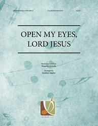 Open My Eyes, Lord Jesus