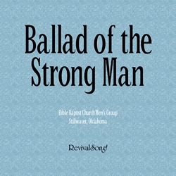 Ballad of the Strong Man CD