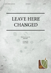 Leave Here Changed